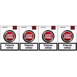 Lucky Strike Red 8*22